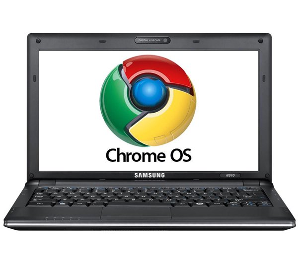 Samsung Launching Google Chrome OS Netbook