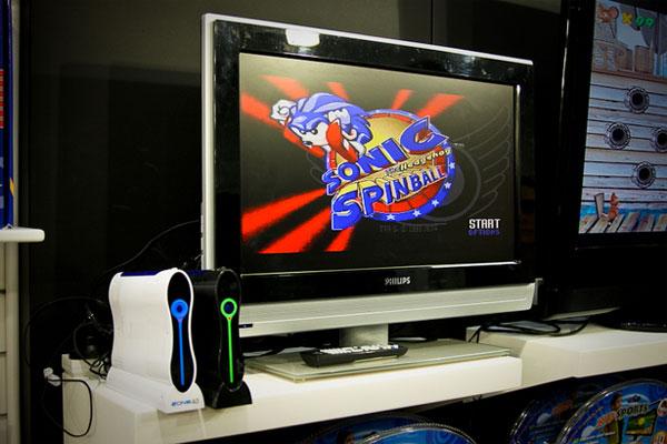 Sega Launching Sega Zone Console