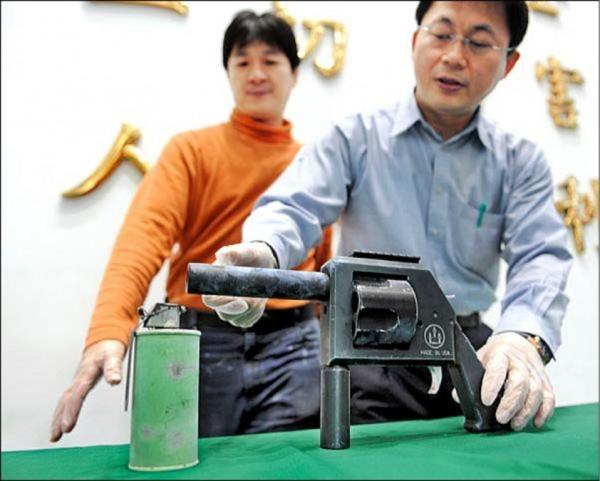 The Shotgun Revolver
