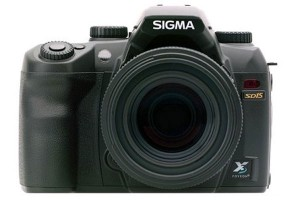 Sigma SD15 DSLR Camera