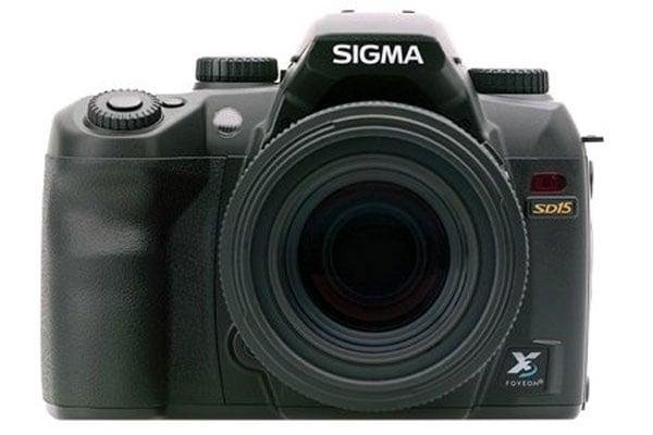 Sigma SD15 DSLR Camera