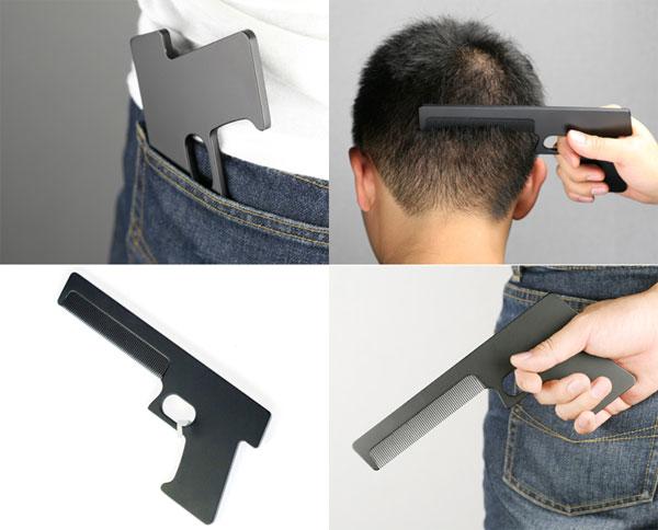 The Gun Comb