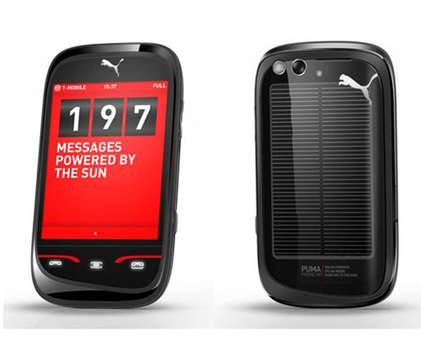 The Puma Phone