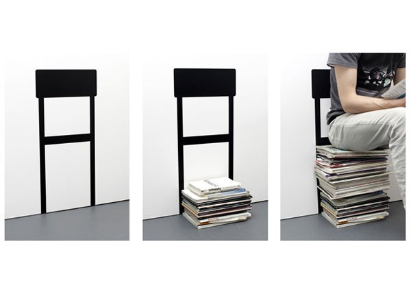 The Stack Chair