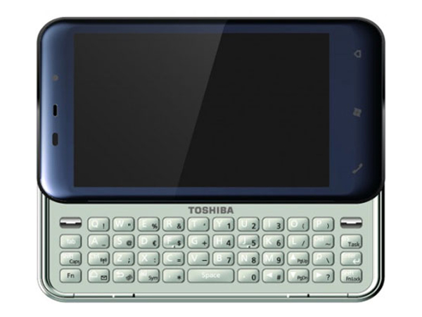 Toshiba TG02 And K01 Windows Mobile 6.5 Smatphones