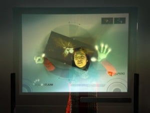 Thin Film Turns Surfaces into Touchscreens