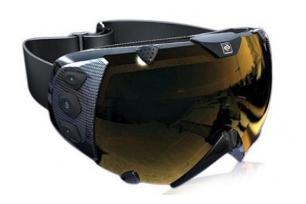 The Transcend Ski Goggles