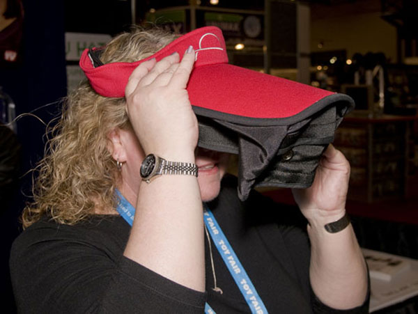 The TV Hat iPhone Accessory