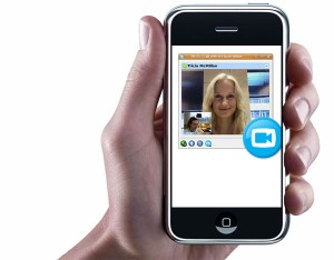 Video Chat Coming To The Next iPhone OS?