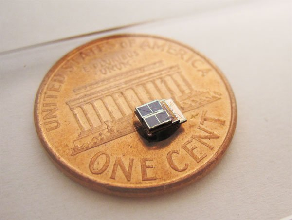 The World's Smallest Solar Sensor Could Run For Ever