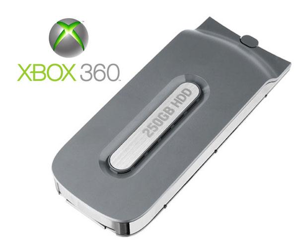 Xbox 360 Hard Drive : Xbox gb hard drive upgrade