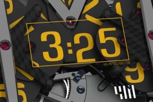 4N MVT01 Contemporary Watch
