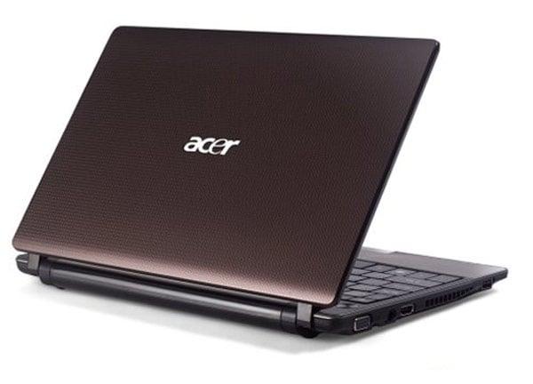 Acer Aspire TimelineX 1830T Notebook