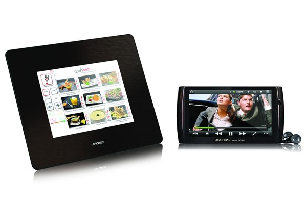 Archos 7 And Archos 8 Home Tablets