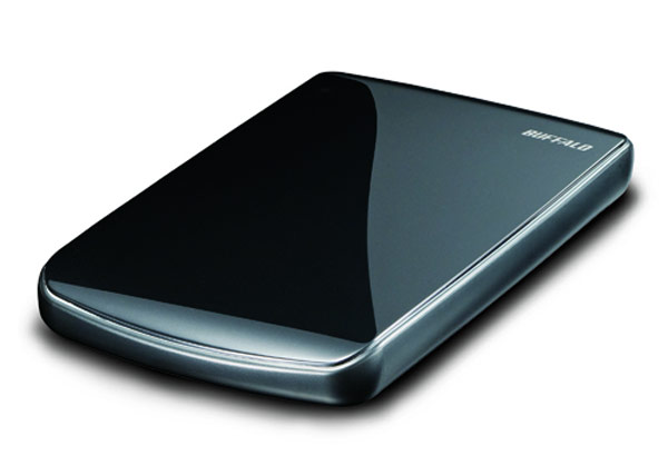 Buffalo MiniStation Cobalt USB 3.0 Portable Hard Drive