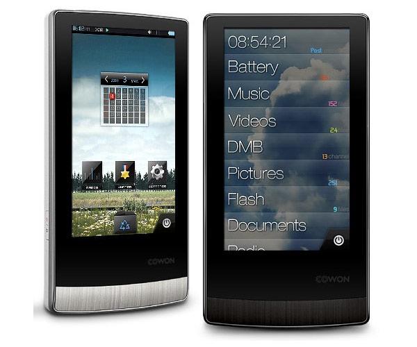 Cowon J3 Portable Media Player