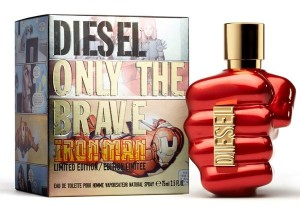 Diesel Iron Man Cologne Makes You Smell Like Tony Stark
