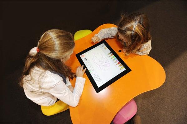 Displax Crayon Interactive Tablet