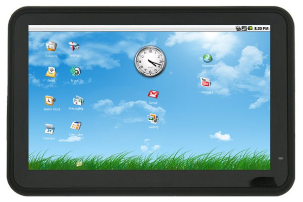 Enso ZenPad Android Tablet