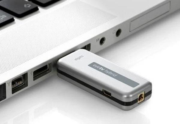 EyeTV Hybrid USB TV Tuner