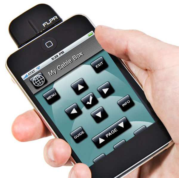 FLIPR iPhone Universal Remote