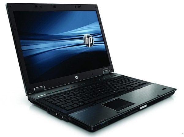 HP EliteBook 8740w Core i7 Notebook