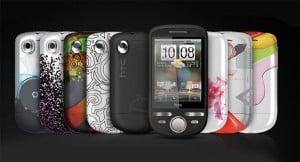 Custom HTC Tattoo Covers