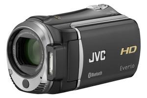 JVC GZ-HM550 Everio Camcorder