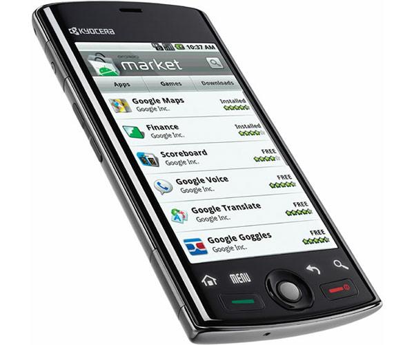 Kyocera Zio M6000 Google Android Smartphone