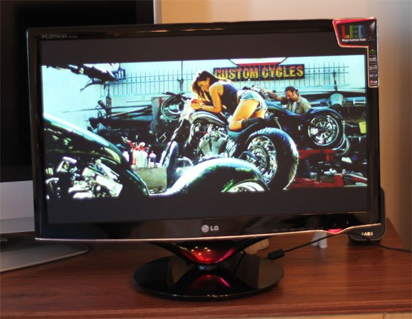 LG W2486L 24 Inch LED Gaming Monitor Review