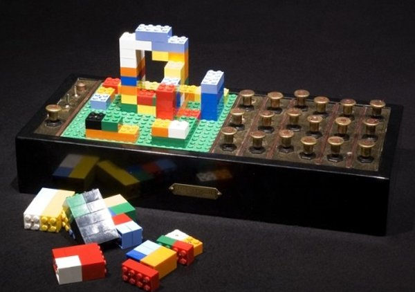 Lego Music Sequencer