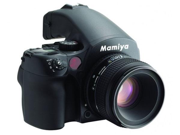 Mamiya DM40 DSLR