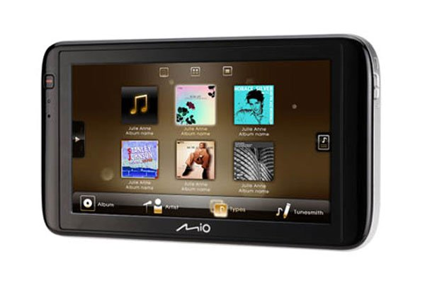 Mio Moov V780 Tablet
