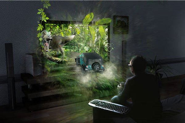 NVIDIA 3DTV Play Brings 3D PC Gaming To Your HDTV