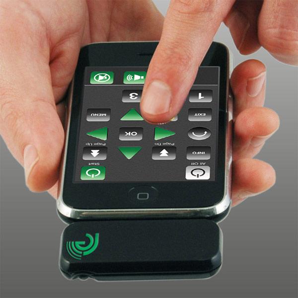 NewKinetix Re iPhone Universal Remote
