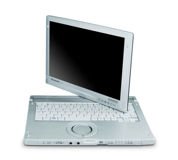 Panasonic C1 Toughbook Convertible Tablet
