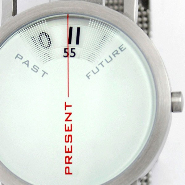 The Past, Present, Future Watch