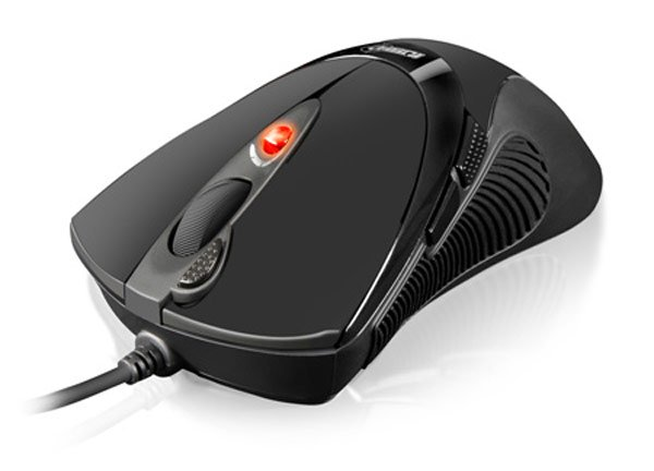 Sharkoon Black Edition FireGlider Gaming Mouse
