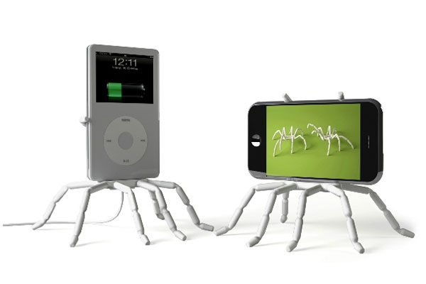 Spiderpodium iPhone And iPod Dock