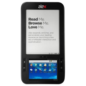 Spring Design Alex eReader Goes On Sale