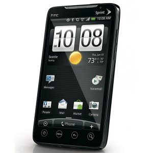 Sprint HTC EVO 4G Android Smartphone