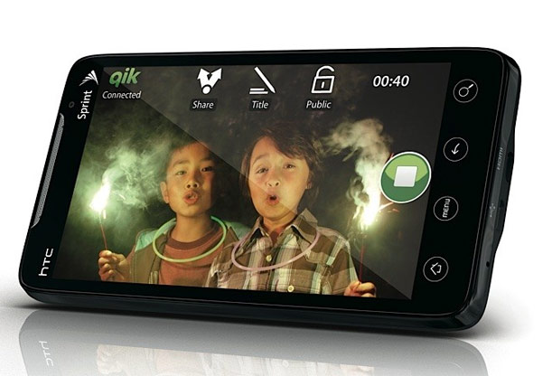 Sprint HTC EVO 4G Android Smartphone