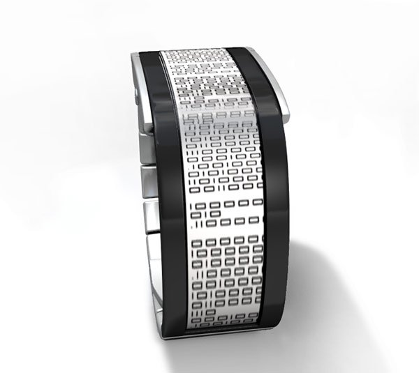 Tokyoflash Binary Flow Watch Concept