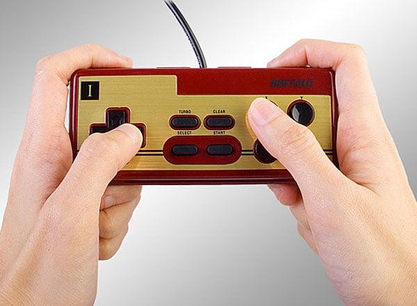 USB Nintendo PC Gamepad