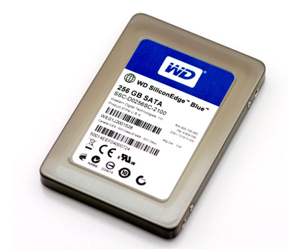 Western Digitial SiliconEdge Blue SSD