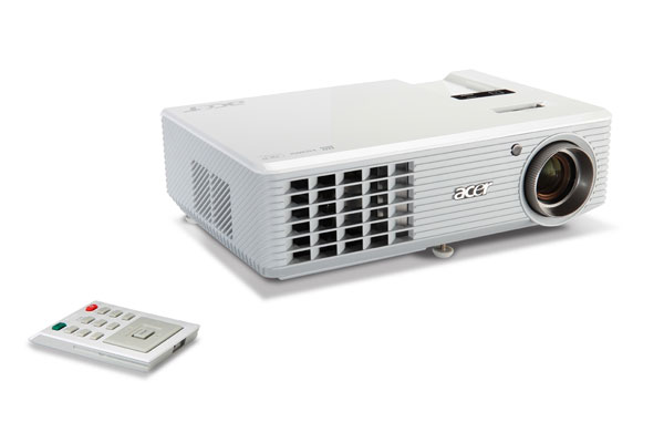 Acer Launches NVIDIA 3D Vision Ready Projectors