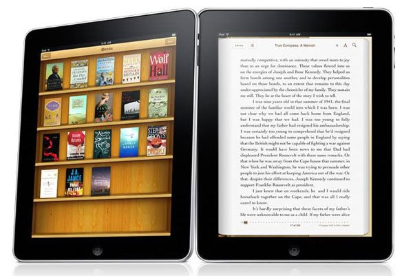 Penguin Publishing Apple iPad Books