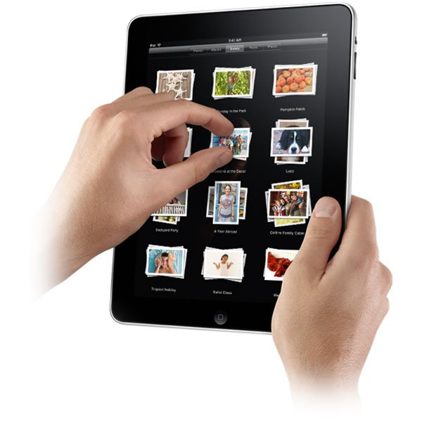 Apple's First iPad Commercial Shown During 2010 Oscars