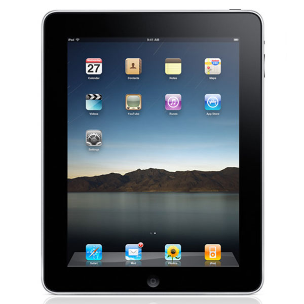 Apple iPad Pre-Orders Begin Today At 8.30AM EST
