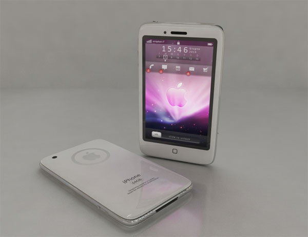 Apple iPhone 4G Concept